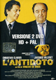 Cover Dvd DVD L'antidoto