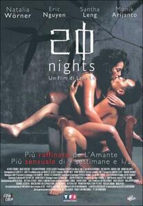 20 Nights di Lâm Lê - DVD