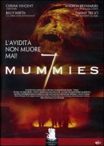 7 Mummies di Nick Quested - DVD