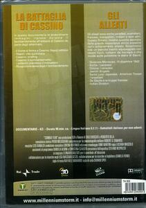 Combat Film 4. Gli alleati - La battaglia di Cassino - DVD - 2