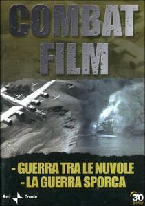 Combat Film 5. Guerra fra le nuvole - La guerra sporca - DVD