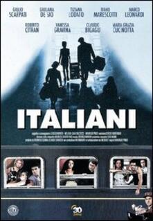 Italiani di Maurizio Ponzi - DVD