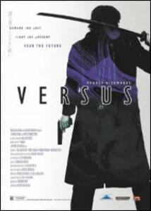 Versus di Ryuhei Kitamura - DVD