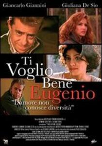 Ti voglio bene Eugenio di Francisco José Fernandez - DVD