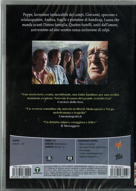 Legami di sangue di Paola Columba - DVD - 2