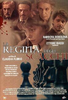 La regina degli scacchi (DVD) di Claudia Florio - DVD