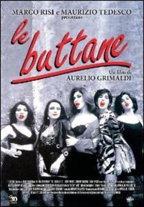 Le buttane di Aurelio Grimaldi - DVD