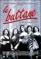 Cover Dvd DVD Le buttane
