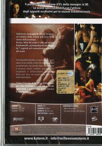 Emmanuelle. Un mondo di desiderio<span>.</span> Special Edition 3D di Lev Spiro - DVD - 2