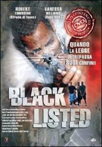 Black Listed di Robert Townsend - DVD