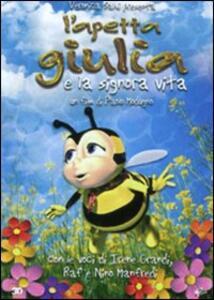 L' apetta Giulia e la signora vita di Paolo Modugno - DVD