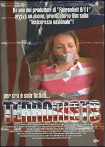 Terrorists di Jay Martel - DVD