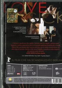 Love Sick di Tudor Giurgiu - DVD - 2