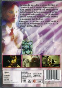 The Click 5. Agente 0014 Operazione Sesso di Rolfe Kanefsky - DVD - 2