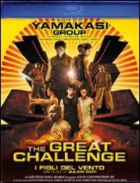 Cover Dvd The Great Challenge. I figli del vento