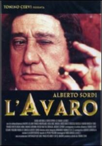 L' avaro di Tonino Cervi - DVD