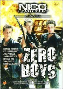The Zero Boys di Nico Mastorakis - DVD