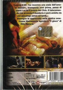 The Click 6. L'ossessione erotica del dottore 3D Edition di Scott Kennedy - DVD - 2