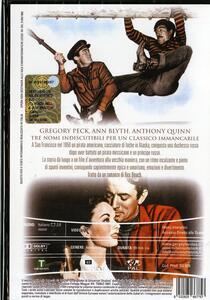 Il mondo nelle mie braccia di Raoul Walsh - DVD - 2