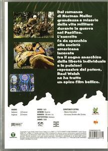 Il nudo e il morto di Raoul Walsh - DVD - 2