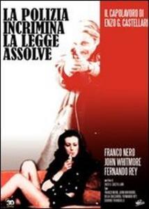La polizia incrimina, la legge assolve di Enzo G. Castellari - DVD