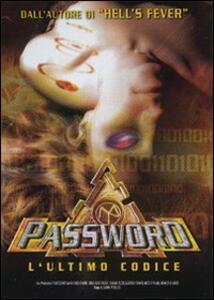 Password. L'ultimo codice di Gianni Petrizzo - DVD
