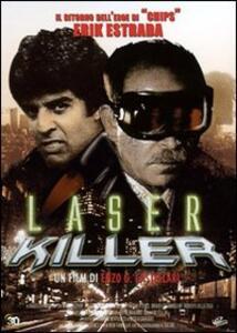 Laser Killer di Enzo G. Castellari - DVD