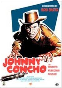 Locandina Johnny Concho