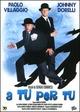 Cover Dvd DVD A tu per tu