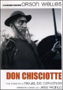 Don Chisciotte di Orson Welles - DVD