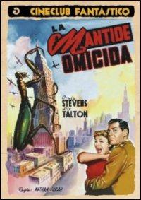 Cover Dvd mantide omicida (DVD)