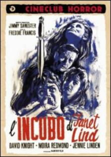 L' incubo di Janet Lind di Freddie Francis - DVD