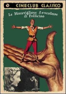 Le meravigliose avventure di Pollicino di George Pal - DVD