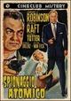 Cover Dvd DVD Spionaggio atomico