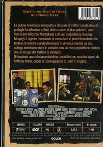 Mercanti di uomini di Anthony Mann - DVD - 2