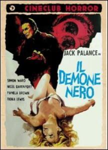 Il demone nero di Dan Curtis - DVD