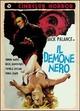 Cover Dvd Il demone nero