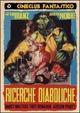 Cover Dvd Ricerche diaboliche