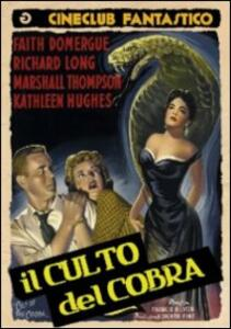 Il culto del cobra di Francis D. Lyon - DVD