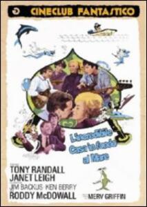 L' incredibile casa in fondo al mare di Jack Arnold - DVD
