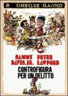 Controfigura per un delitto di Jerry Lewis - DVD