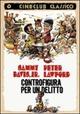 Cover Dvd DVD Controfigura per un delitto