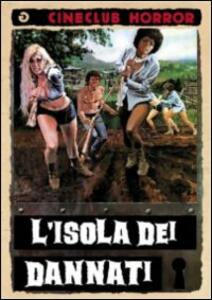 L' isola dei dannati di Stephanie Rothman - DVD