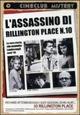 Cover Dvd DVD L'assassino di Rillington Place N. 10