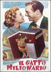 Locandina Il gatto milionario