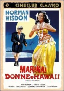 Marinai, donne e Hawaii di Robert Asher - DVD