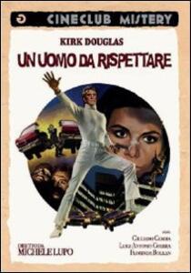 Un uomo da rispettare di Michele Lupo - DVD