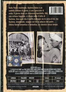 Il figlio di Alì Babà di Kurt Neumann - DVD - 2