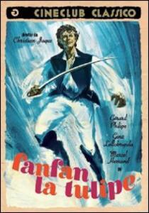 Fanfan la Tulipe di Christian-Jaque - DVD