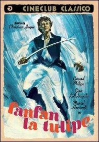 Cover Dvd Fanfan la Tulipe (DVD)